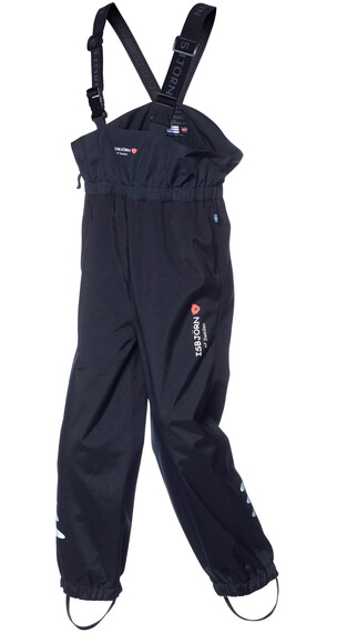 Isbjörn Kuling Hard Shell Pant Kids Black